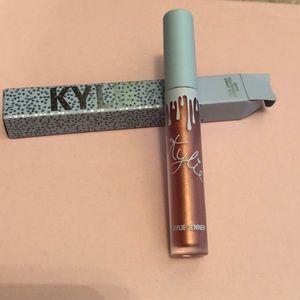 Kylie cosmetics super glitter gloss